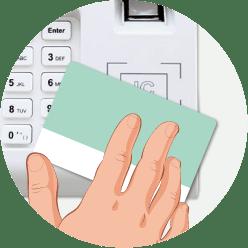 ICカード打刻の特徴