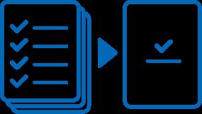 導入コンサルチームが運用のスリム化を提案